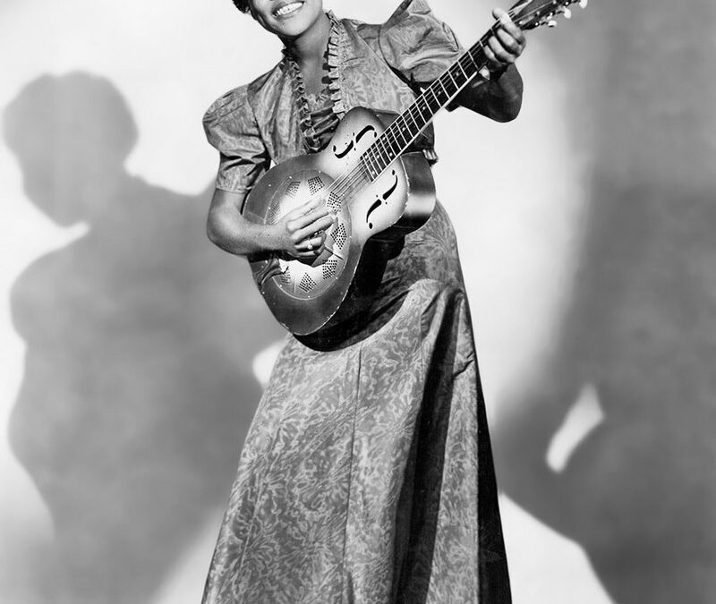 Blues Birthday: Godmother of Electric Blues : Sister Rosetta Tharpe – March 20th 1915