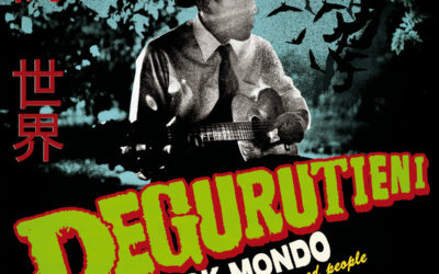 ALBUM REVIEW: DEGURUTIENI – DARK MONDO (Voodoo Rhythm Records)
