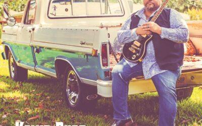 ALBUM REVIEW: KEVIN BURT – STONE CRAZY (Gulf Coast Records)