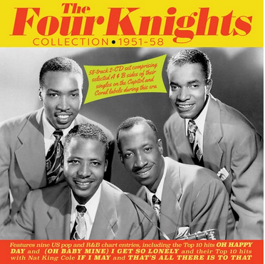 ALBUM REVIEW: THE FOUR KNIGHTS – COLLECTION 1946-59 (Acrobat Music)