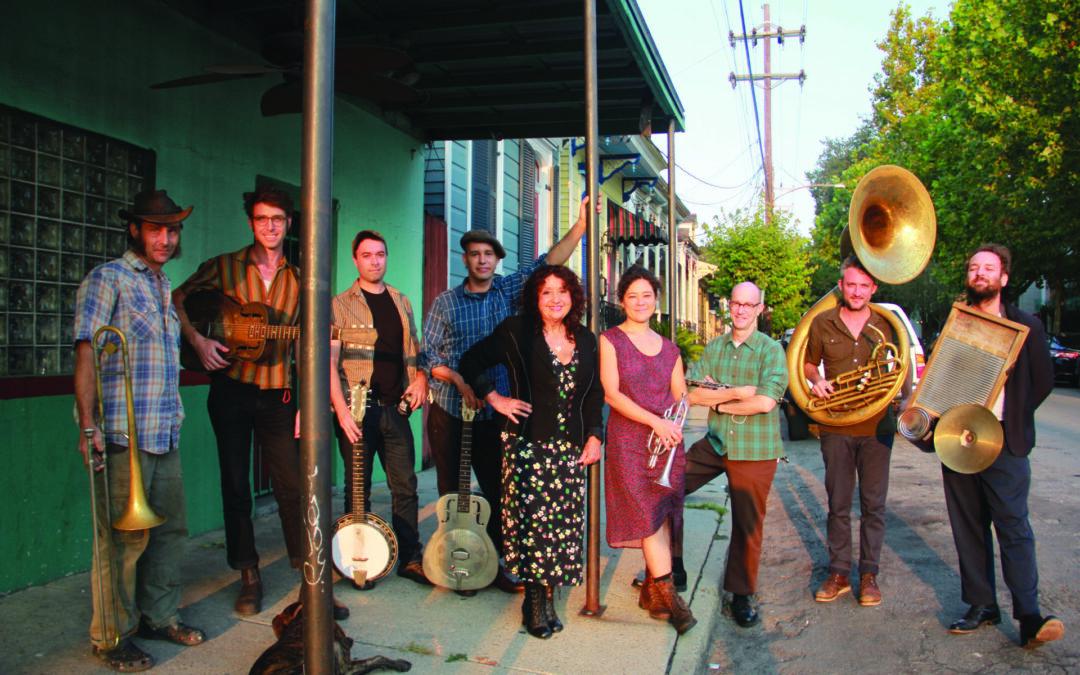 Maria Muldaur with Tuba Skinny