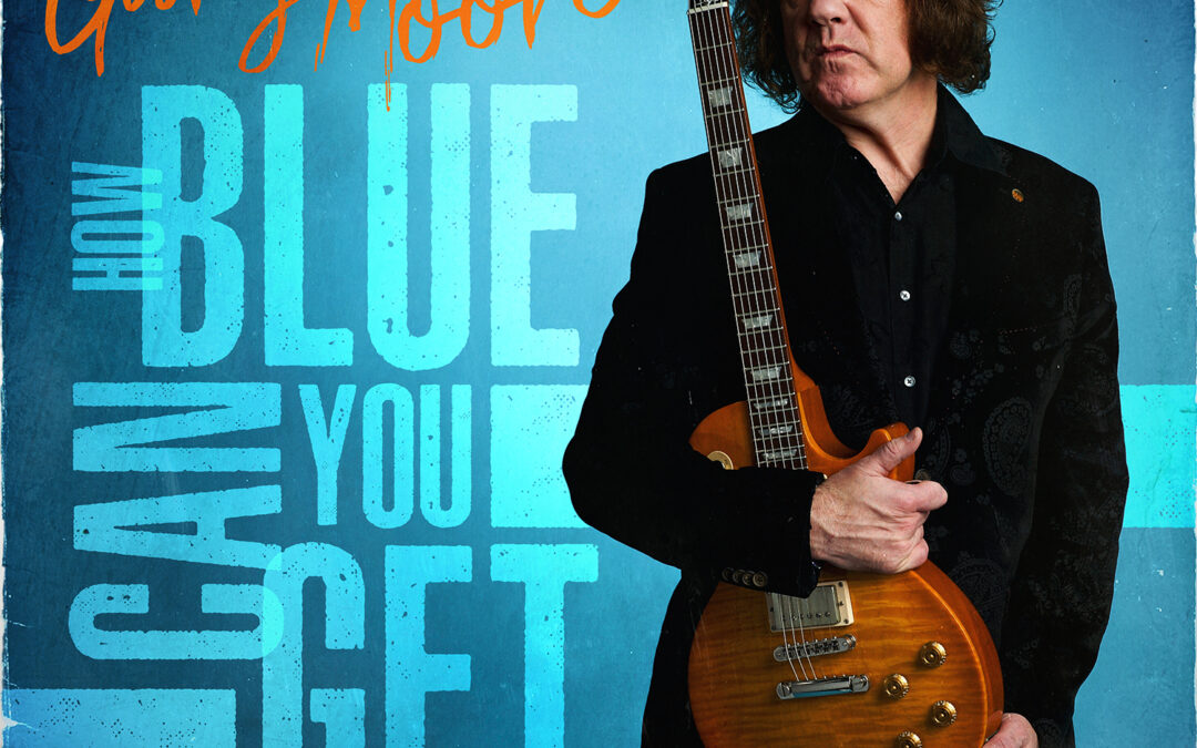 "Gary Moore – Previously Unreleased Version of Freddie King's 'I'm Tore Down"" Revealed"