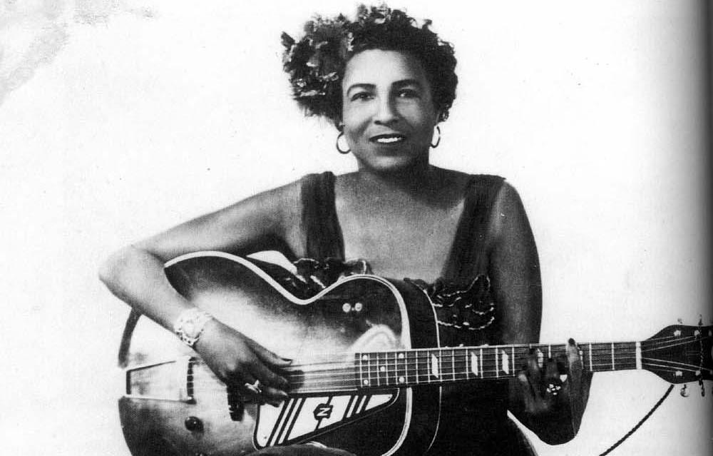 Blues Birthday: Memphis Minnie 3rd June 1897