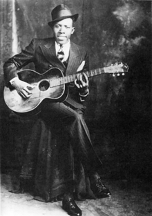 Blues Birthday:  Robert Johnson May 8th 1911
