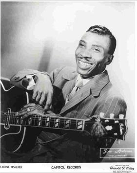 Blues Birthday: T-Bone Walker – 28th May 1910