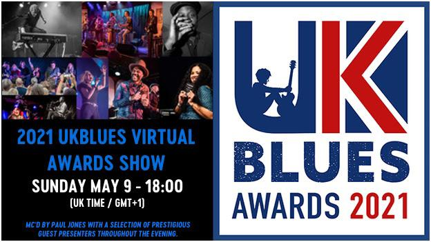 UK Blues Awards 2021 this weekend