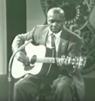 Blues Birthday: Skip James – 9th June – 1902