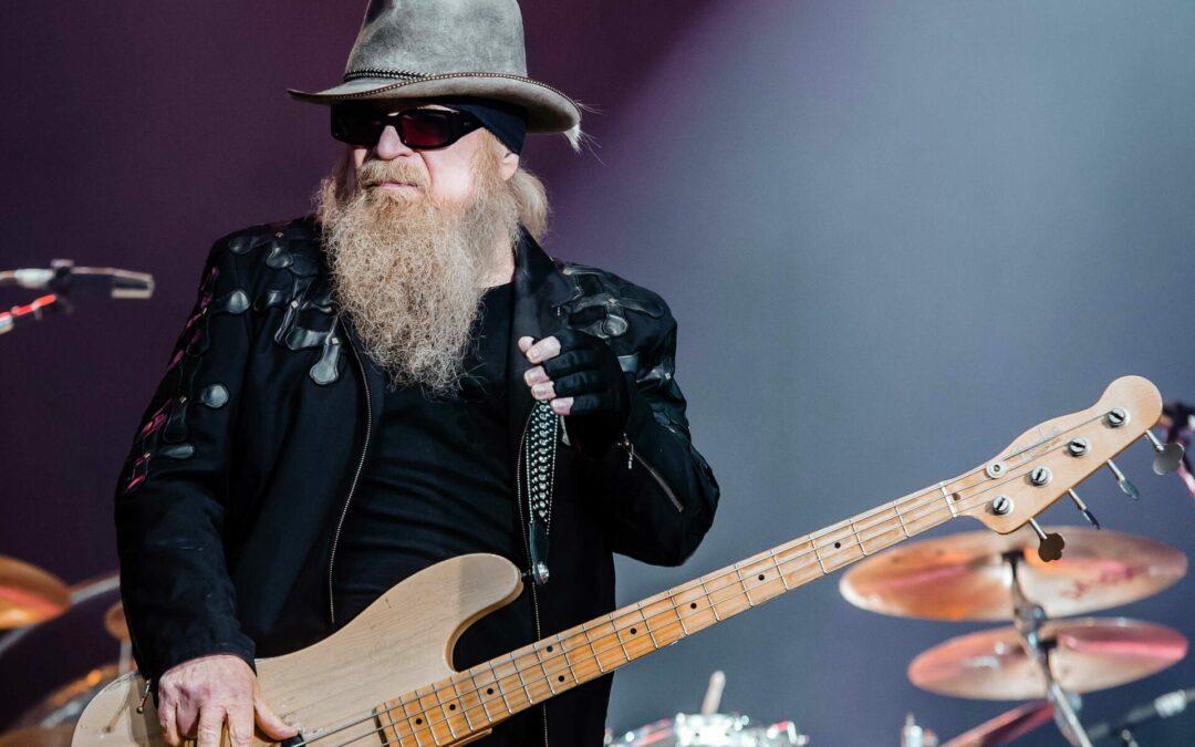 RIP Dusty Hill, ZZ Top Bassist