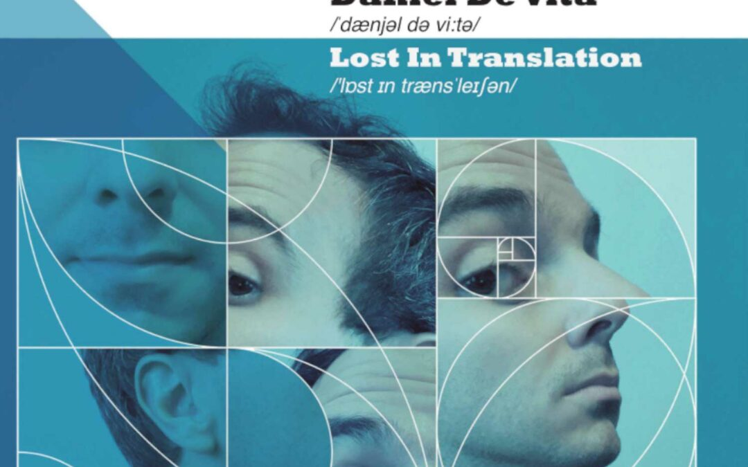 New album from Daniel De Vita – Lost in Translation