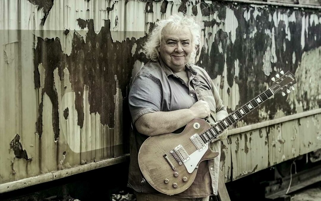 """'I'll Play the Blues for You'– new """"Kings"""" video from Bernie Marsden"""