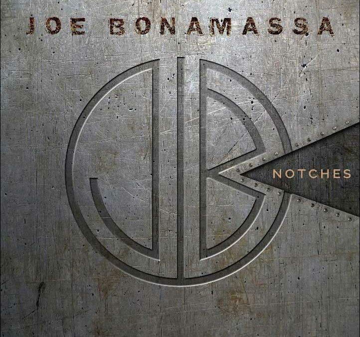 "Joe Bonamassa releases new single ""Notches"" from highly anticipated upcoming studio album"
