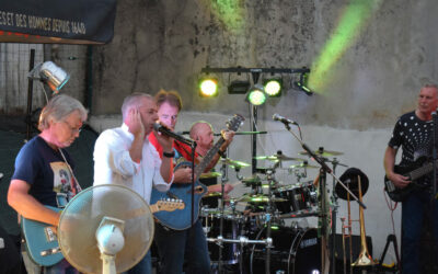 Live review: No Direction, Le Mustang Bar, Confolens, France.  July 24th 2021