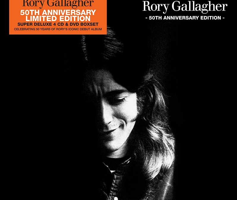 Rory Gallagher box set