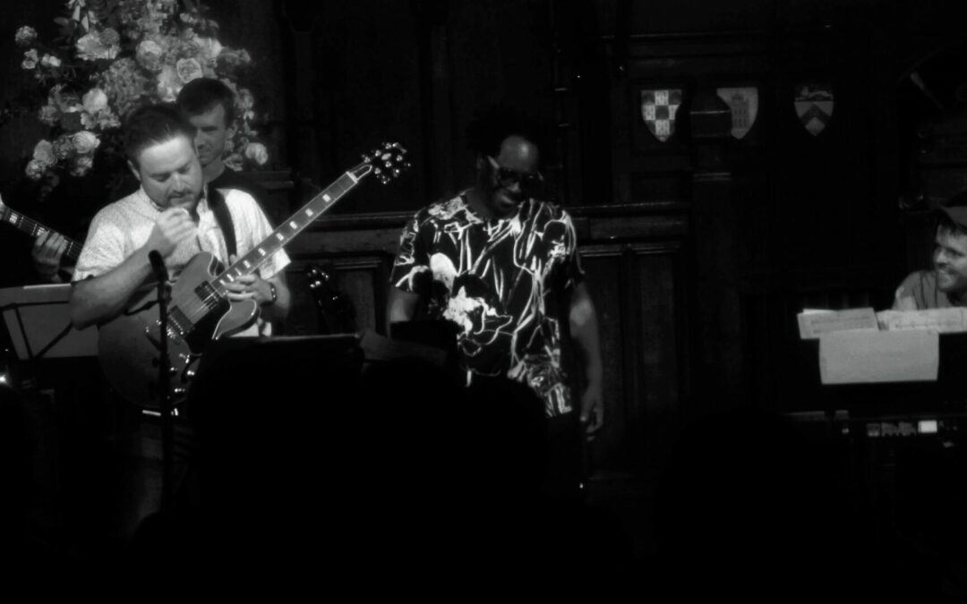 Dennis Rollins with the Nick Dewhurst Band