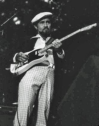 Blues Birthday – Roy Buchanan, Sept 23rd 1939