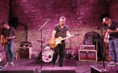 Liz Jones & Broken Windows/Sean Webster Band – Edinburgh Blues Club 15 August 2021 – concert review