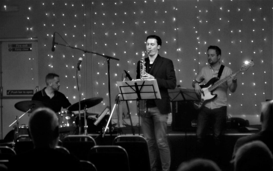 The Callum Roxborough Quartet (1)