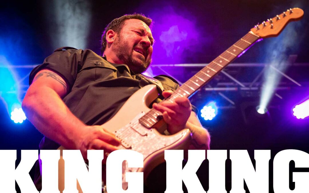 King King & When Rivers Meet at the Stylus, Leeds