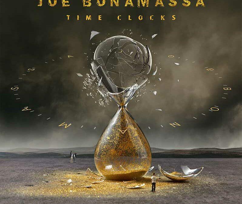 "JOE BONAMASSA ANNOUNCES NEW SINGLE ""TIME CLOCKS"" – WATCH IT HERE"