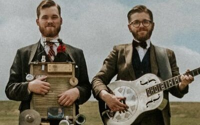 The Washboard Resonators – The Hub at St Mary's – September 26th 2021 – Concert Review